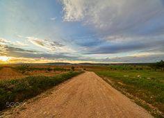 Road to mountains - Paisajes castilla la mancha