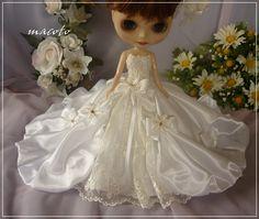 ブライス★ウェディングドレス~3 - わたしのハンドメイド