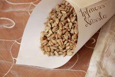 Kochliebe: Ipfmess-Nüssla (Gebrannte Sonnenblumenkerne)