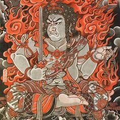 Irezumi Tattoos, Samurai Art, Oriental Tattoo, Japan Tattoo, Japanese Illustration, Buddhist Art, Japan Art, Japanese Design, Woman Painting