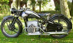 zundapp motorcycles | 1934 Zundapp K800 Pictures