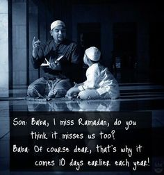 Kids are interested in the difference between the Muslim calendar & western calendar -- I think many would appreciate this.