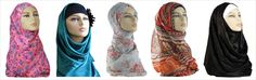 By following a few simple tips, you can keep your Hijabs like new for several years.