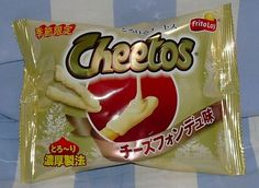 Cheese Fondue Cheetos