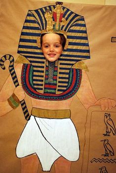 World Thinking Day-Egypt Ancient Egypt, Ancient History, Egyptian Themed Party, Egyptian Crafts, Egyptian Mummies, Cultures Du Monde, Culture Day, Art Du Monde, World Thinking Day