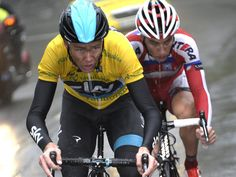 Team Sky | Pro Cycling | Photo Gallery | Tour de Romandie stage four gallery Chris Froome