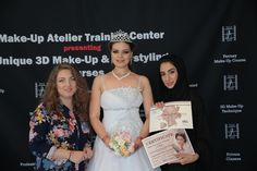 Students' final exam of our  Make-Up Courses. Make-Up Atelier Training Center Would like to congratulate our students for the successful completion of the course and obtaining International French Diploma and International Certificates Make-Up Atelier Paris School in Dubai. We hope that the knowledge and skills you received will help you in your career. Good luck and best regards, Make-Up Atelier Training Center.