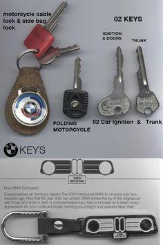 bmw 2002 keychain - Google Search