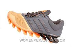 http://www.womenpumashoes.com/adidas-springblade-4-running-shoes-mens-womens-light-orange-grey-cheap-online.html ADIDAS SPRINGBLADE 4 RUNNING SHOES MENS WOMENS LIGHT ORANGE/GREY CHEAP ONLINE Only $88.00 , Free Shipping!