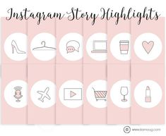 instagram story highlight icons set of 15 template for instagram stories marble lifestyle. Black Bedroom Furniture Sets. Home Design Ideas