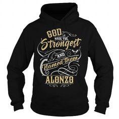 I Love ALONZO ALONZOBIRTHDAY ALONZOYEAR ALONZOHOODIE ALONZONAME ALONZOHOODIES  TSHIRT FOR YOU T-Shirts