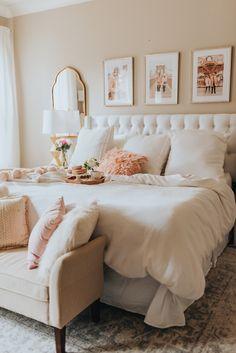 bello Room Ideas Bedroom, Home Decor Bedroom, Living Room Decor, Bed Room, Dining Room, Bedroom Rustic, Industrial Bedroom, Bedroom Modern, Luxurious Bedrooms