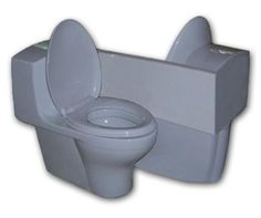 A couple that poops together, stays together. Lol we would def use this