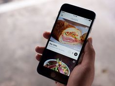 The ride-along app announced it will launch UberEats, its food-delivery app, by March in 10 U.S. cities