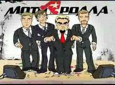 Mad Twins video for Motor'Rolla - Ya sobi Gulya (I was hanging around).  #madtwins #animation #punkrock #ukraine