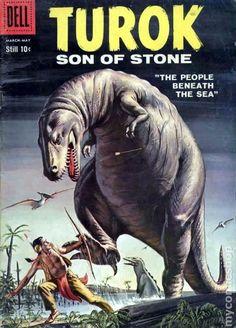 Turok Son of Stone (1956 Dell/Gold Key) 15