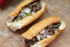 Cheesesteak Sandwiches - Extra Cheese, Please!