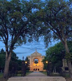 St. Boniface, Winnipeg, MB