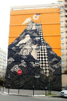 boulevard de l'Hôpital - Paris 5ème/13ème