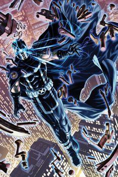 Magneto #3 by Mark Brooks