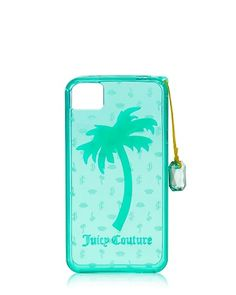 Gelli Palm Tree iPhone 4 4/s Case. On my to-buy list.