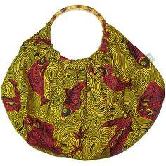 theFFS Fazul African Print Handbag ($120) ❤ liked on Polyvore featuring bags, handbags, colorful purses, multi color purse, multi color handbag, print handbags and handbags purses