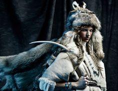 huntress Bette Franke