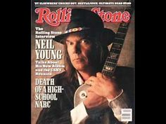 Neil Young: Keep on Rocking in the free world - YouTube