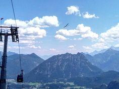 #ls4 #hahnenkamm #seilbahn #reutteurlaub #ausserfern #tirol #alpen #lechtal #segelfliegen #flugplatzreuttehoefen #gliding Mountains, Nature, Travel, Instagram, Alps, Naturaleza, Viajes, Destinations, Traveling