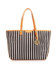 Got it and LOVE it!...henri bendel totes - brown   white extra large ... 3d0e625bdd