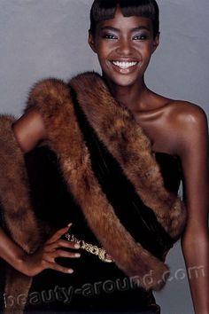 kiara kabukuru | Самые красивые африканские модели ...