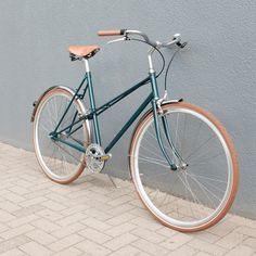 Velo Nord Mixte #Mixte #retro #bicycle #velo