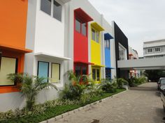 Merlion International School, Surabaya | secondary campus