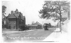 Tiger's Head, Southend Road Catford 1914 demolished with loss of life in WW2 by a flying bomb - I worked in the replacement Pub built in the 1960s - that was demolished for housing