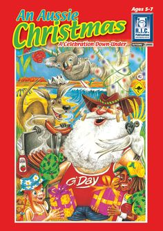 An Aussie Christmas is a series of two blackline masters written with a uniquely Australian focus. This series includes fun and creative hands-on activities across many curriculum areas, all of which relate to and consolidate information about 'Christmas Down-Under'. - See more at: http://www.teachersuperstore.com.au/product/christmas/an-aussie-christmas/#sthash.LBiWrVmF.dpuf
