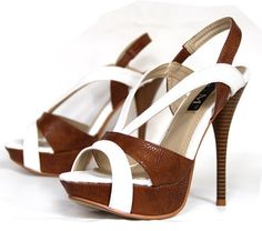 Fashion Women Shoes Sexy Snake Scales Platforms High Heels Sandals - White Gray | eBay