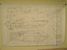 Classic Riva Boat Plans