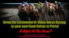 CATHOLIC CHURCH/SCHOOL FUNDRAISING IDEAS-FUNDRAISER IDEAS...Using A Night At The Races: