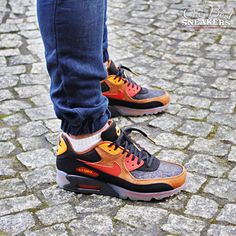 "Air Max 90 QS ""Hallowen"""