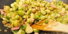 Spruitjes uit de oven met kaas-Voedzaam en Snel