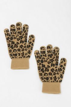 Texting Lined Glove