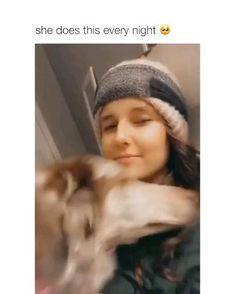 So loving. Funny Animal Memes, Dog Memes, Cute Funny Animals, Funny Animal Pictures, Cute Baby Animals, Funny Cute, Funny Dogs, Cute Dogs And Puppies, I Love Dogs