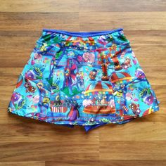 Midway Mania Special Order Fabric
