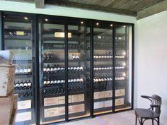 Les étapes de réalisation d'une armoire à vin SLIDING… | Blog Degré 12