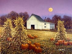 Big Old Barns   John Sloane. This Old Barn - Fields & Nature Background Wallpapers on ...