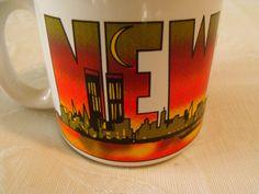 New York Cup Mug NYC #mugs, #cups, #newyork, #NYC, #pinsland, https://apps.facebook.com/yangutu