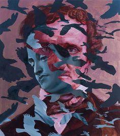 JEFFHUNTINGTON:paintings - Annabel Lee