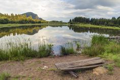 Landscape photo of Smolyan lakes in Bulgarian Rhodopes