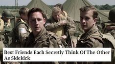 Band of Text Posts — Band of Brothers + The Onion Headlines (Part 2 of...