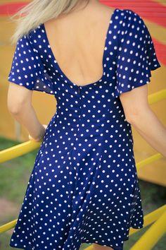 Vestido de Bolinha-16